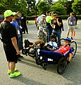 Army athletes line up their recumbent bikes before the start of the Warrior Trials 140615-A-AE845-010.jpg