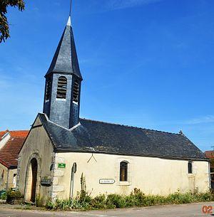 Arrans - The Church of Saint-Pierre-Célestin