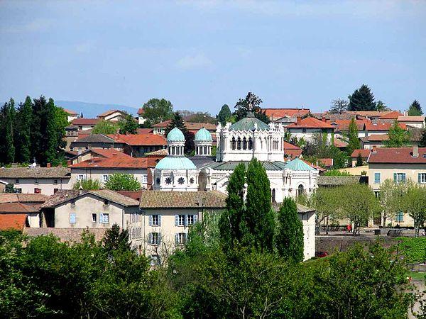 Photo de la ville Ars-sur-Formans