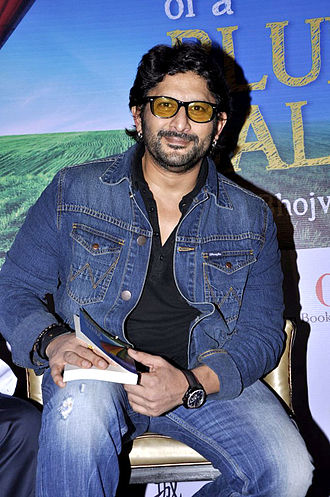 Arshad Warsi - Warsi at the launch of Malti Bhojwani's 'Don't Think of a Blue Ball' book