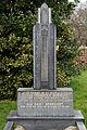 Art Deco gravestone - City of London Cemetery and Crematorium - Charles Frederick and Daisy Arbocast.jpg