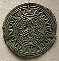 Arte provinciale romana, ornamento per cintura, fine IV-inizio V sec..JPG