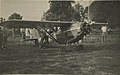Arthur Butler and the Comper Swift aeroplane G-ABRE in field, 1931 (2).jpg