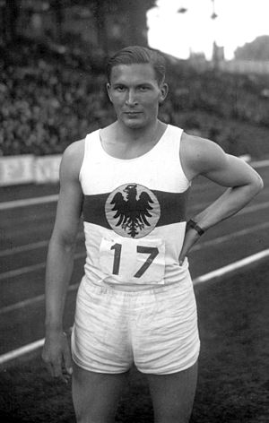Arthur Jonath - Arthur Jonath in 1931