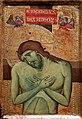 Artista umbro, madonna col bambino e uomo dei dolori, 1260 ca. 03.jpg