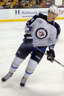 Artūrs Kulda Latvian ice hockey player