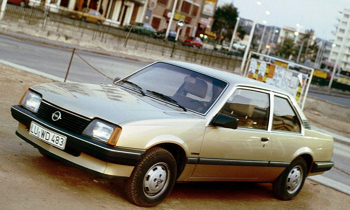 Px Ascona C Door Ludwigshafen on 1982 Chevy 4 Door