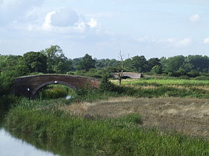 Ashby Canal - The canal near Congerstone