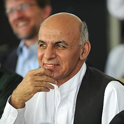 Ashraf Ghani Ahmadzai in July 2011-cropped