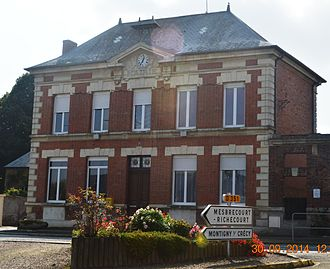 Assis-sur-Serre - The Town Hall
