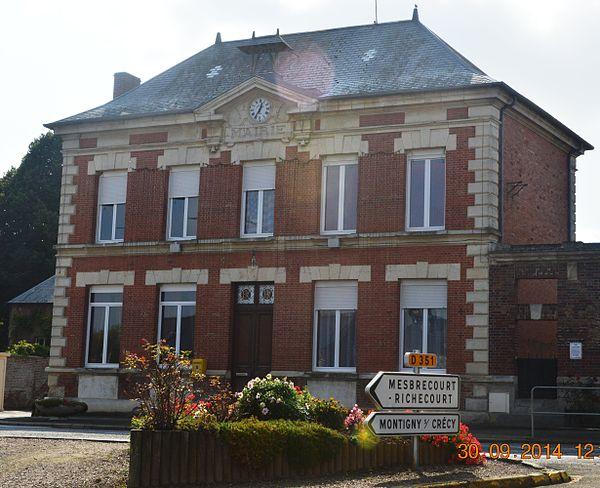 Photo de la ville Assis-sur-Serre