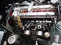 Aston Martin DB2 in Morges 2013 - Engine left.jpg