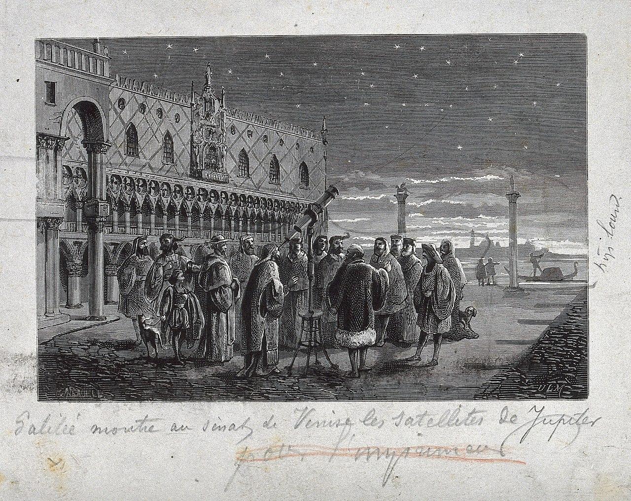 Happy 452nd Birthday, Galileo | Smart News | Smithsonian ... |Galileo Astronomical Telescope