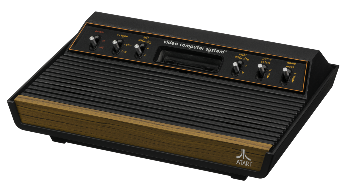 Atari 2600 Wikipedia La Enciclopedia Libre