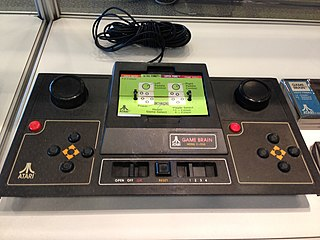 Atari Game Brain unreleased dedicated first-generation home video game console that was supposed to be released by Atari in June 1978
