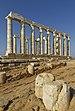 Attica 06-13 Sounion 19 Temple of Poseidon.jpg