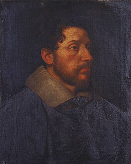 Attributed to Italian School, 17th century - Portrait of a Man - RCIN 406180 - Royal Collection