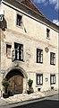 Außenfassade, Lederergasse 8, 2700 Wiener Neustadt.jpg