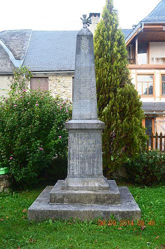 Augirein - Augirein War Memorial