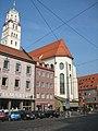Augsburg Moritzkirche und Moritzpunkt.jpg