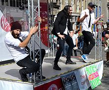 Aunty Donna at Edinburgh Festival Fringe 2014.jpg