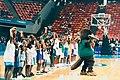 Aus mascot at basketball venue Atlanta Paralympics.jpg