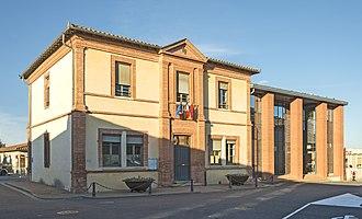 Aussonne - Image: Aussonne Mairie