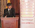 """Autoridades estatales, diplomáticas y Unión Latina premian a los ganadores del Concurso """"Terminemos el Cuento"""" (4058459355).jpg"""
