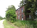 Autreppes (Aisne) Axe vert, ancienne gare.JPG