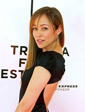 Autumn Reeser - Autumn Reeser at the 2007 Tribeca Film Festival