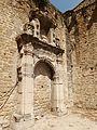 Avignon, Palais des Papes, portail de la chapelle de l´Aumône générale.JPG
