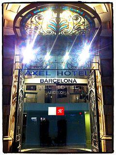 Spanish hotel chain