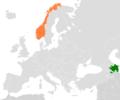 Azerbaijan Norway Locator.png