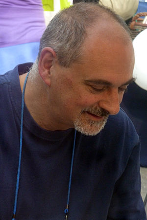 Iván Bächer - Iván Bächer in 2012.