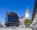 Büro- und Geschäftshaus Dompropst-Ketzer-Str. 1-9 und St. Mariä Himmelfahrt Ostturm Köln-5400.jpg