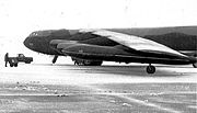 B-52D at Westover AFB MA 1969