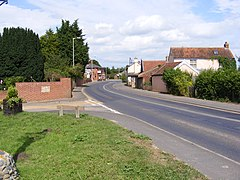 B1069 Snape Road, Coldfair Green - geograph.org.uk - 1448076.jpg