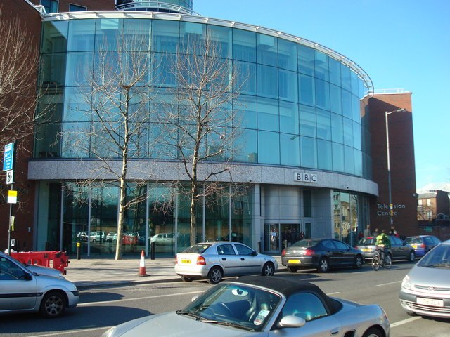 BBC Television Centre, Wood Lane, London W12 - geograph.org.uk - 686894