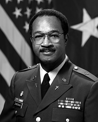 Deputy Chief of Chaplains of the United States Army - Image: BG Zimmerman