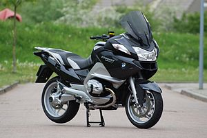 BMW R1200RT - 2010 R1200RT with double overhead cams
