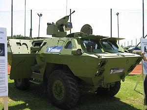 Yugoimport SDPR - BOV M11 APC