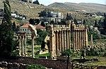 Baalbek, Lübnan