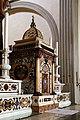 Badia a settimo, interno, altare maggiore su dis. attr. a pietro tacca, 1639m 02.jpg