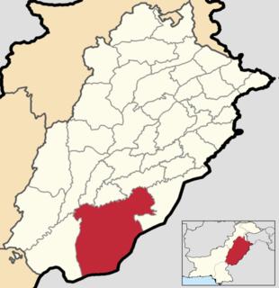 Bahawalpur District District in Punjab, Pakistan