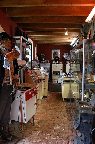 Bakelite Museum - Image: Bakelite Museum Williton 01