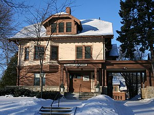 National Register of Historic Places listings in Olmsted County, Minnesota - Image: Balfour House