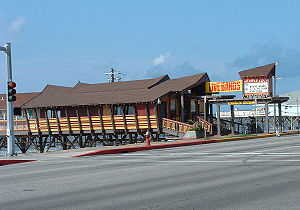 Balinese Room, Galveson, Texas, in 2006.