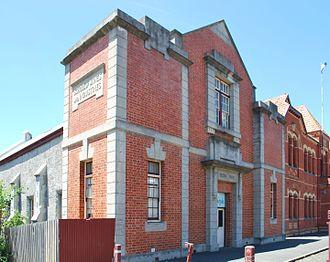 University of Ballarat - School of Mines, Ballarat