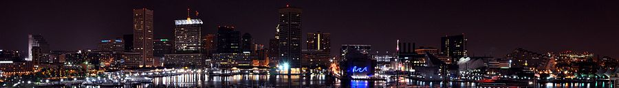 Baltimore page banner