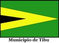 Bandera Municipio de tibu.png
